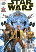 Star Wars 1 primul print first print marvel