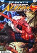 Clark Kent vs Superman benzi desenate noi