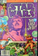 Marvel Last Jedi comic banda desenata Star Wars
