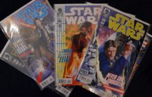 Star Wars Dark Horse benzi desenate noi han Solo