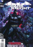 Batman Dark Knight New 52 8 benzi desenate romania romanesti