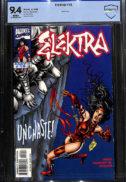 Elektra Marvel comics cbcs cgc