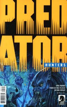 Predator Hunters comic benzi desenate Romania de vanzare