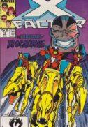 Horsemen of Apocalypse X-Factor Marvel Comics benzi desenate