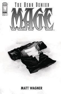 Image Comics Mage Hero Denied banda desenata
