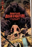 Shirtless bear fighter exclusiv jesse james cover image