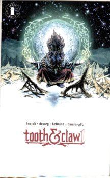 Tooth claw image comics benzi desenate noi