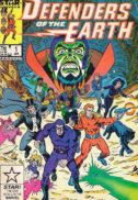 Star Comics Marvel Defenders of Earth