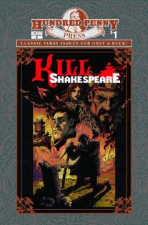 Kill Shakespeare 1