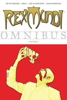 Rex Mundi omnibus horror benzi desenate de groaza Romania