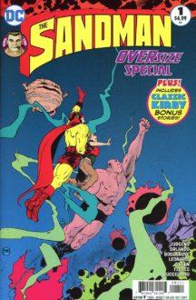 Sandman Jack Kirby oversize special