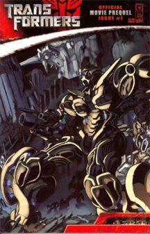 Transformers prime directive movie prequel