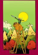 Adventure Time Boom comics benzi desenate noi