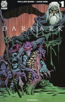 Dark Ark benzi desenate comics noi aftershock