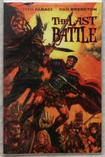 Last Battle image comics benzi desenate noi