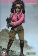 Image comics walking dead juanita sanchez