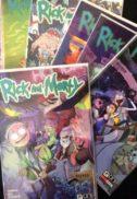 rick & morty benzi desenate comics de vanzare romana engleza bucuresti