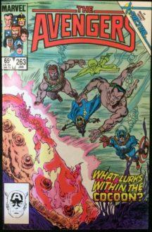avengers sub-mariner x-factor benzi desenate vechi