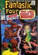 Fantastic Four 66 primul HIM numar cheie beehive IT