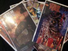 Doom patrol benzi desenate comics dc vertigo