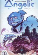Angelic Image Comics semnate autori