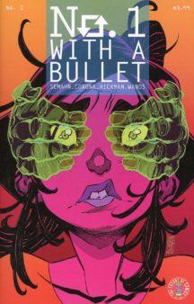 No 1 bullet image comics benzi noi sua
