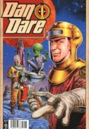 Dan DAre titan comics retro cover coperta benzi desenate