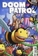 Doom patrol benzi desenate noi dc comics young