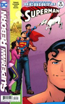 Superman lois lane krypto benzi desenate noi dc comics