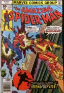 Marvel spider-man benzi desenate comics rocket-man