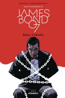 James bond kill chain iam flemming Dynamite