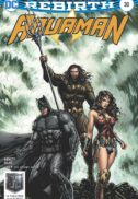 Aquaman wonder woman batman dc comics