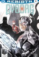 Cyborg film dc comics benzi desenate noi
