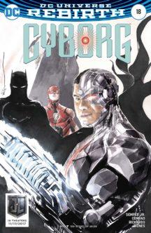 Cyborg film dc comics benzi desenate noi