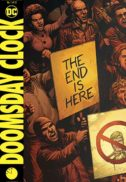 Doomsday Clock rorschach superman comic banda desenata de vanzare