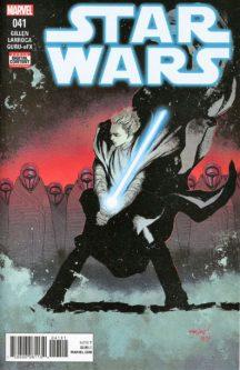 Star wars benzi desenate marvel comics luke