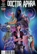 Star wars doctor aphra benzi desenate noi marvel