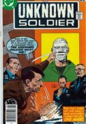 Unknown Soldier Hitler benzi desenate vechi dc comics