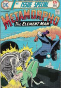 metamorpho dc comics benzi desenate vechi
