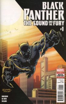 Black Panther sound fury benzi desenate noi