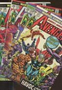 Ultron prima aparitie avengers benzi desenate vechi marvel