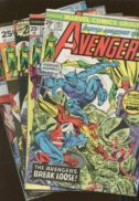 Avengers kang moarte aparitie marvel comics thor hulk