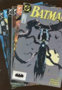 Set benzi desenate batman vintage dc comics