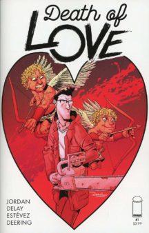 Death of love #1 benzi desenate noi image comics
