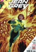 Jean Grey benzi desenate noi marvel comics #1