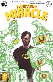 Mr miracle mister dc comics benzi desenate noi