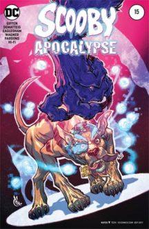 Scooby Apocalypse benzi desenate noi