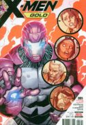 X-Men Gold iron man benzi desenate comics noi
