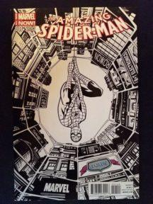 Amazing spider-man 1 benzi desenate noi marvel