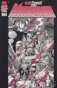 Bloodstrike benzi desenate image comics